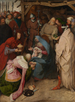 The Adoration of the Magi (London)