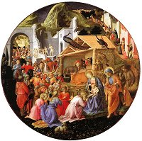 The Adoration of the Magi (1445)
