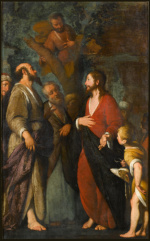 Bernardo Strozzi: The Conversion of Zacchaeus