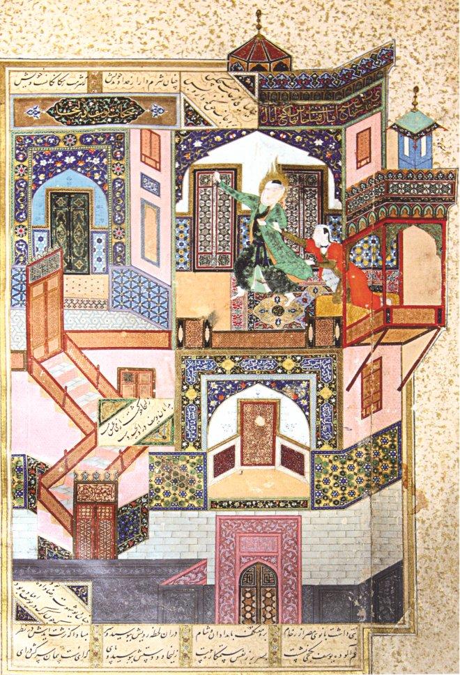 Kamal Ud Din Behzad The Seduction Of Yusuf