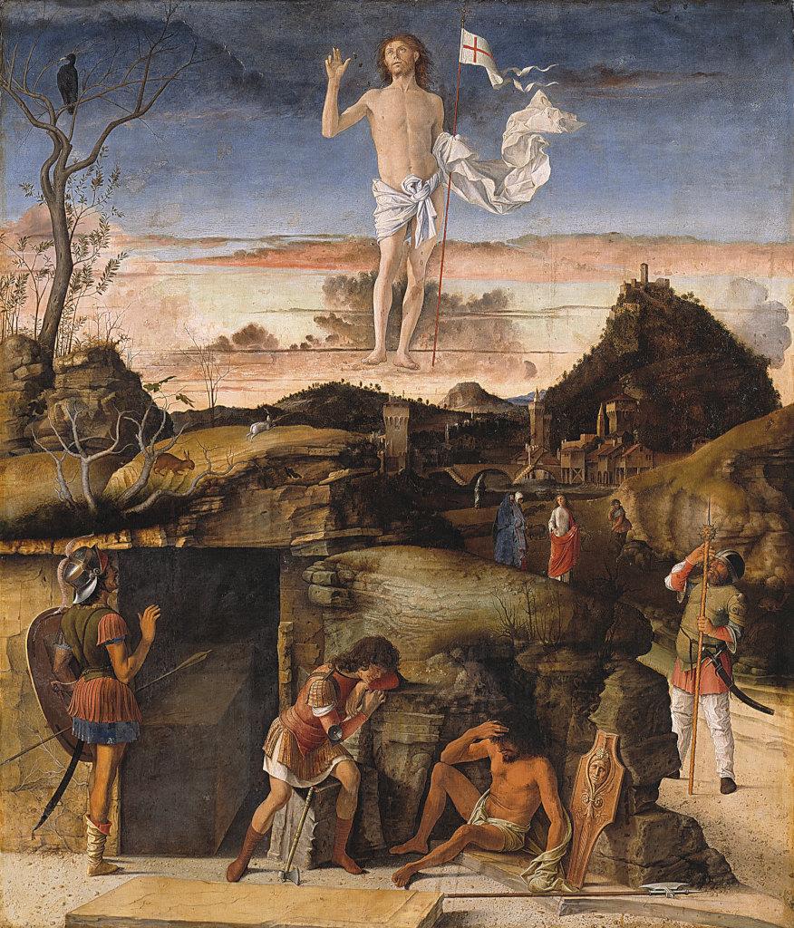 Giovanni Bellini Resurrection