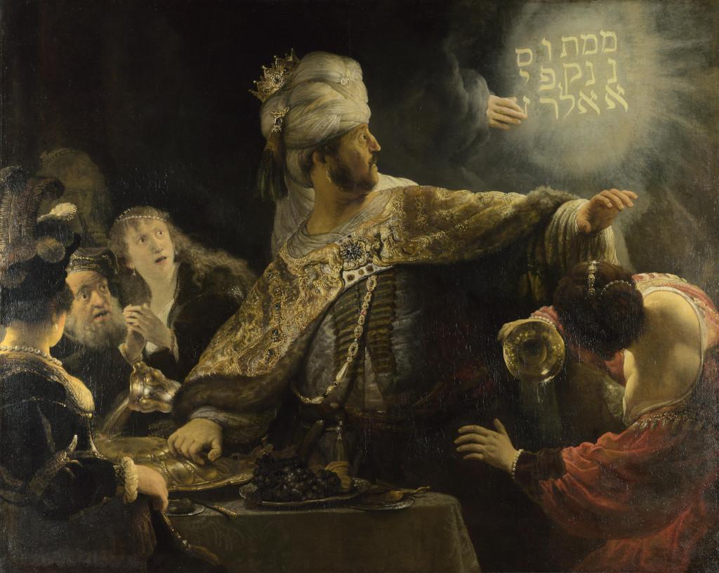 Rembrandt's Biblical Work