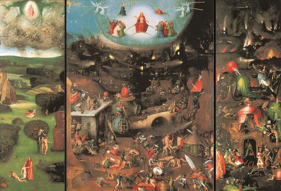 Jheronimus Bosch: The Last Judgement