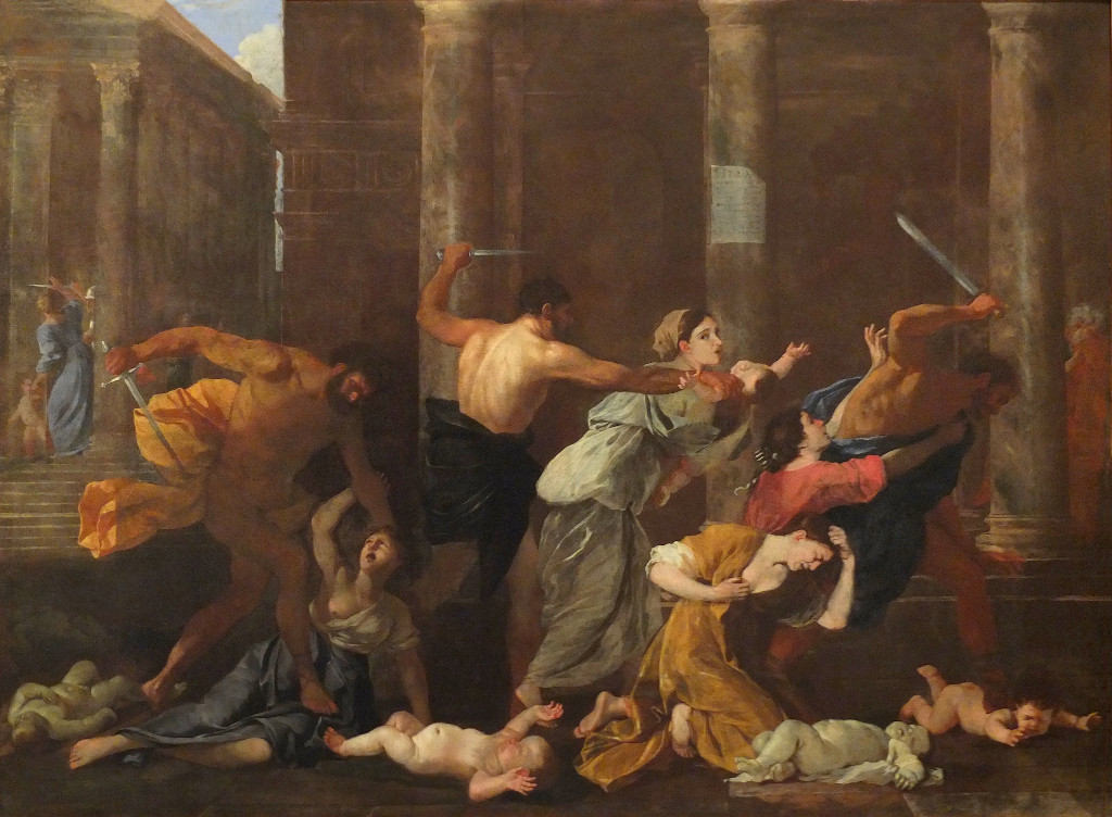 the massacre of the innocents Massacre of the innocents, the meaning, definition, what is massacre of the  innocents, the: a story in the new testament of the bibl: learn more.