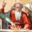 Michelangelo Buonarroti: Noah's Sacrifice