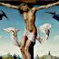 Rogier van der Weyden: The Crucifixion (Vienna)