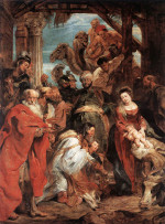 Peter Paul Rubens: The Adoration of the Magi (1624)