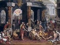 Pieter Aertsen: The Healing of the Cripple of Bethesda