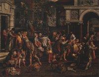 Pieter Aertsen: The Seven Acts of Mercy