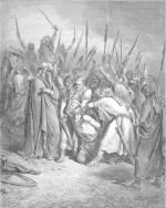 Gustave Doré: The Death of Agag