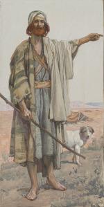 James Tissot: The Prophet Amos