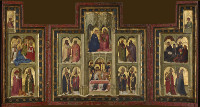 Anonymous: Norfolk triptych (front)
