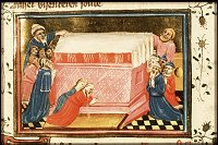 Azor masters: Israelites Cover the Altar