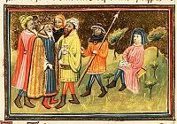 Azor masters: The Envoys Return to Nabuchodonosor
