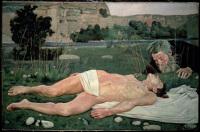 Ferdinand Hodler: The Good Samaritan
