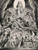 William Blake: The Book of Job -  02