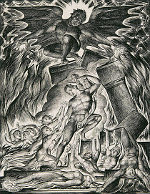 William Blake: The Book of Job -  03