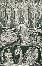 William Blake: The Book of Job -  14