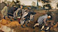 Pieter Bruegel the Elder: The parable of the blind