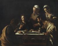 Supper at Emmaus (1606)