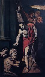 Paul Cézanne: Christ in Limbo