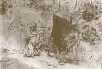 Rembrandt Harmensz. van Rijn: Daniel's Vision