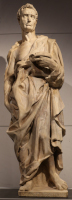 Donatello: The Prophet Jeremiah