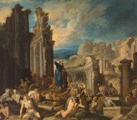 Francisco Collantes: The Vision of Ezekiel