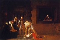 Caravaggio: The Beheading of St John the Baptist