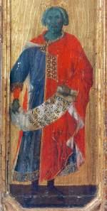 Duccio di Buoninsegna: King Solomon
