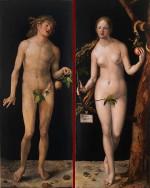 Adam and Eve (1507)