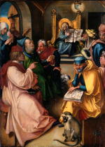 Seven Sorrows: Jesus among the Doctors
