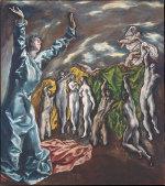 El Greco: The Fifth Seal