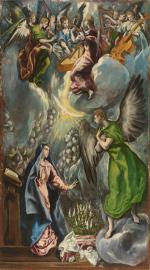 The Annunciation (1600)