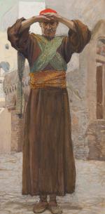 James Tissot: The Prophet Ezekiel
