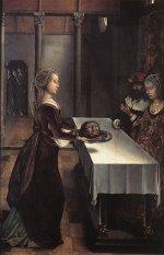 Juan de Flandes: Herodias' Revenge