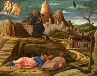Andrea Mantegna: The Agony in the Garden