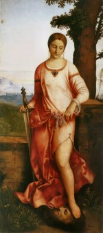 Judith with Holofernes' Head