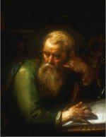 Gortzius Geldorp: Mark the Evangelist