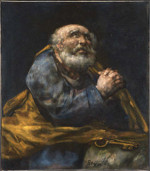 Francisco Goya: The Repentant St. Peter