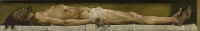 Hans Holbein the Younger: Christ's Body in the Grave