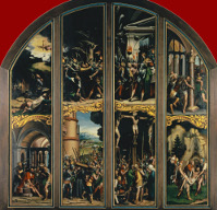 Hans Holbein the Younger: The Passion of Christ