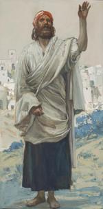 James Tissot: The Prophet Hosea