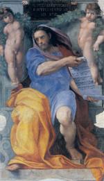 Raphael: The Prophet Isaiah