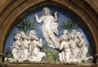 Luca della Robbia: The Ascension