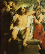 Peter Paul Rubens: Christ Risen