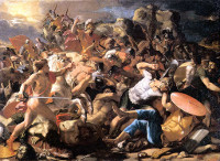 Joshua's Victory over the Amorites