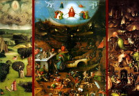 Jheronimus Bosch: The Last Judgement