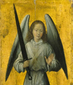 Hans Memling: Archangel Michael