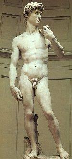 Michelangelo Buonarroti: David